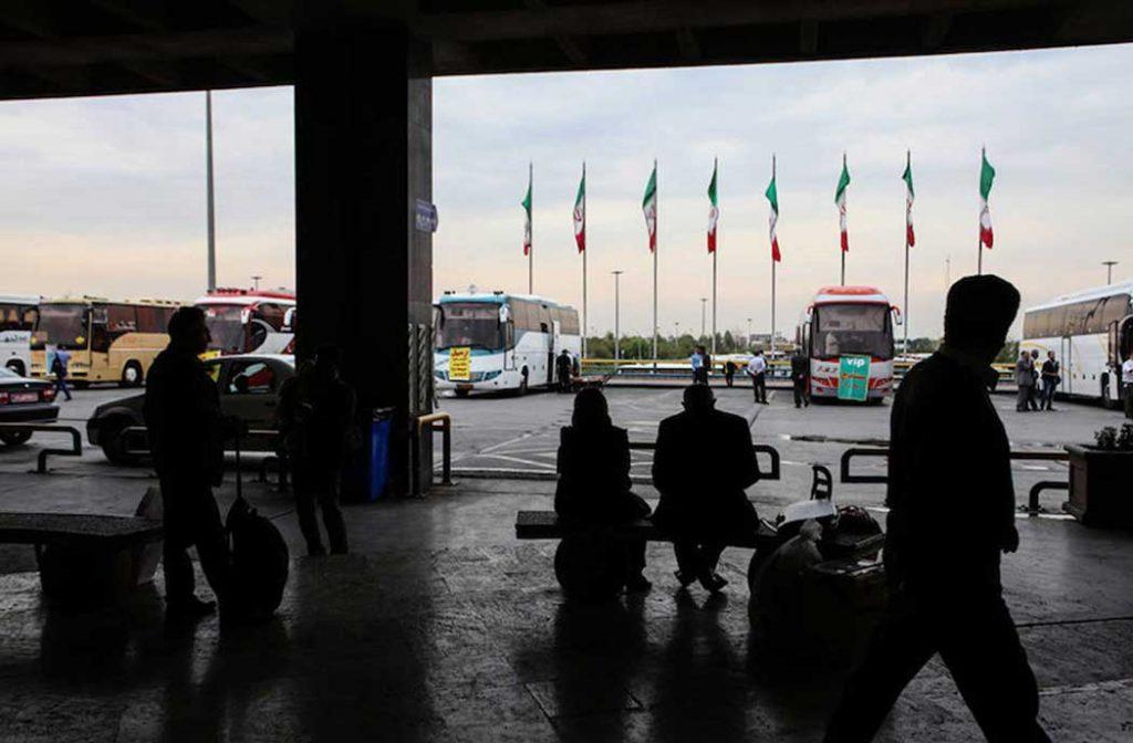 ترمینال (پایانه) مسافربری غرب تهران