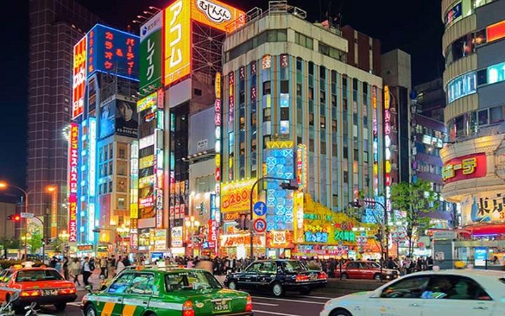 شینجوکو (Shinjuku) مراکز خرید توکیو