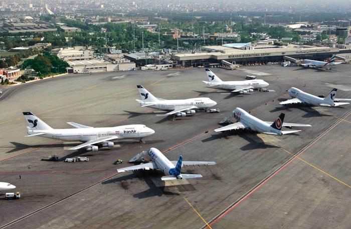 ترمینال 2 فرودگاه مهرآباد