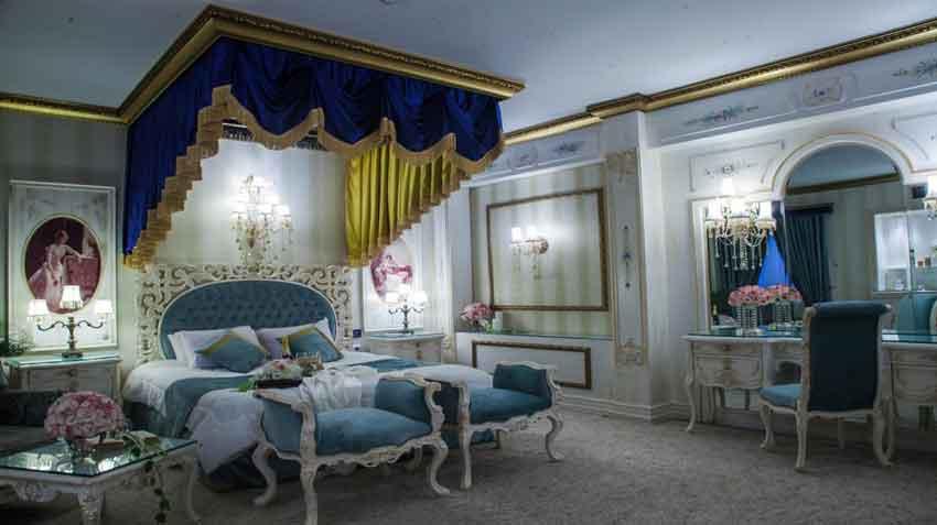 معرفی هتل بین المللی قصر مشهد