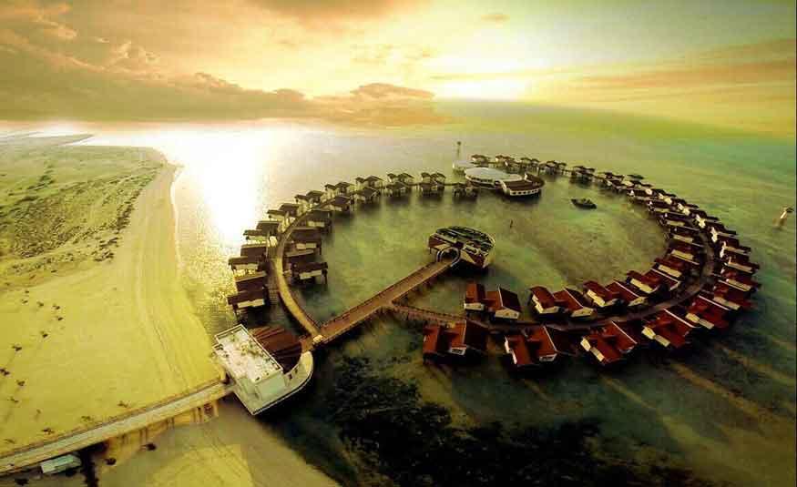 لوکس ترین و گران ترین هتل های ایران
