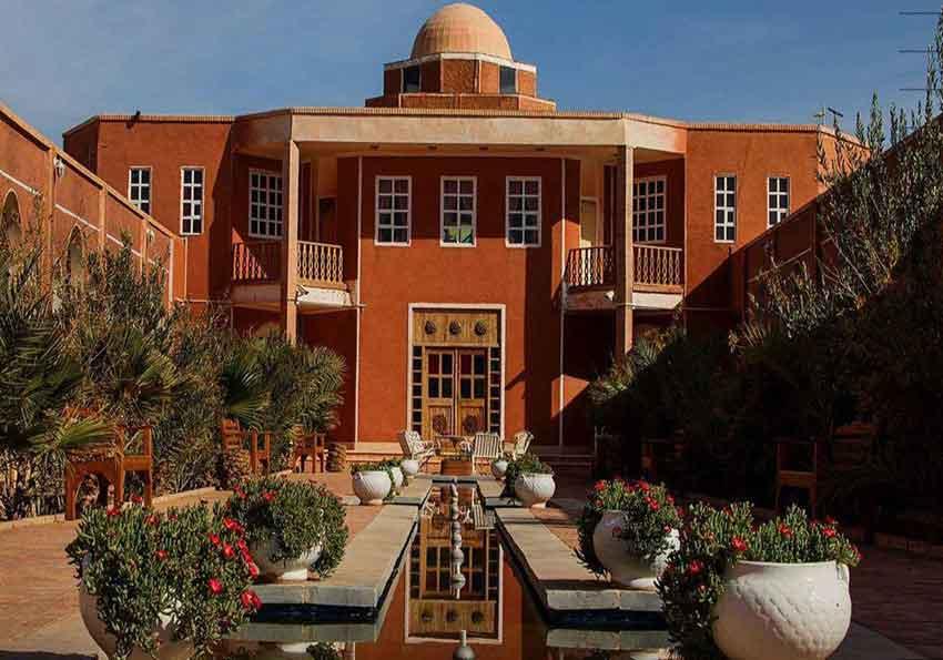 هتل های سنتی کویر ایران