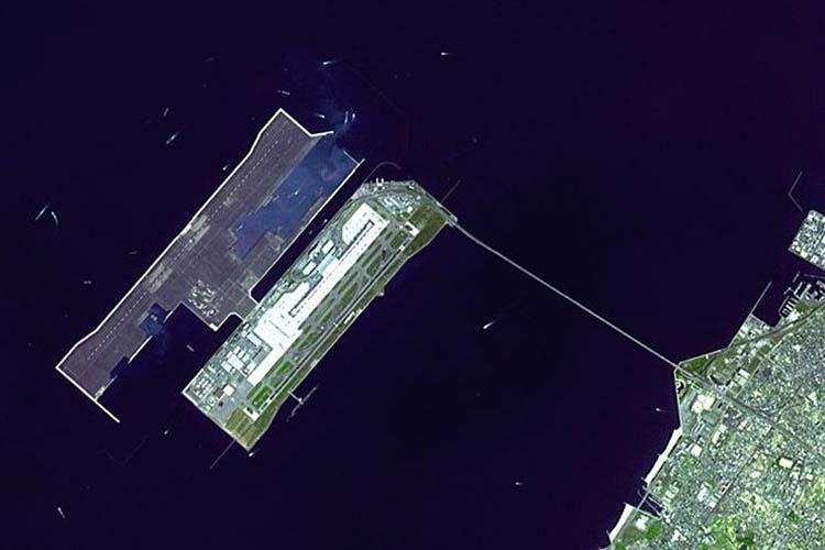 ژاپن و عجیب ترین فرودگاه جهان