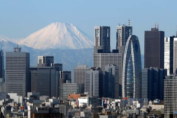 کدام شهرها ژاپن در معرض زلزله قرار دارند؟