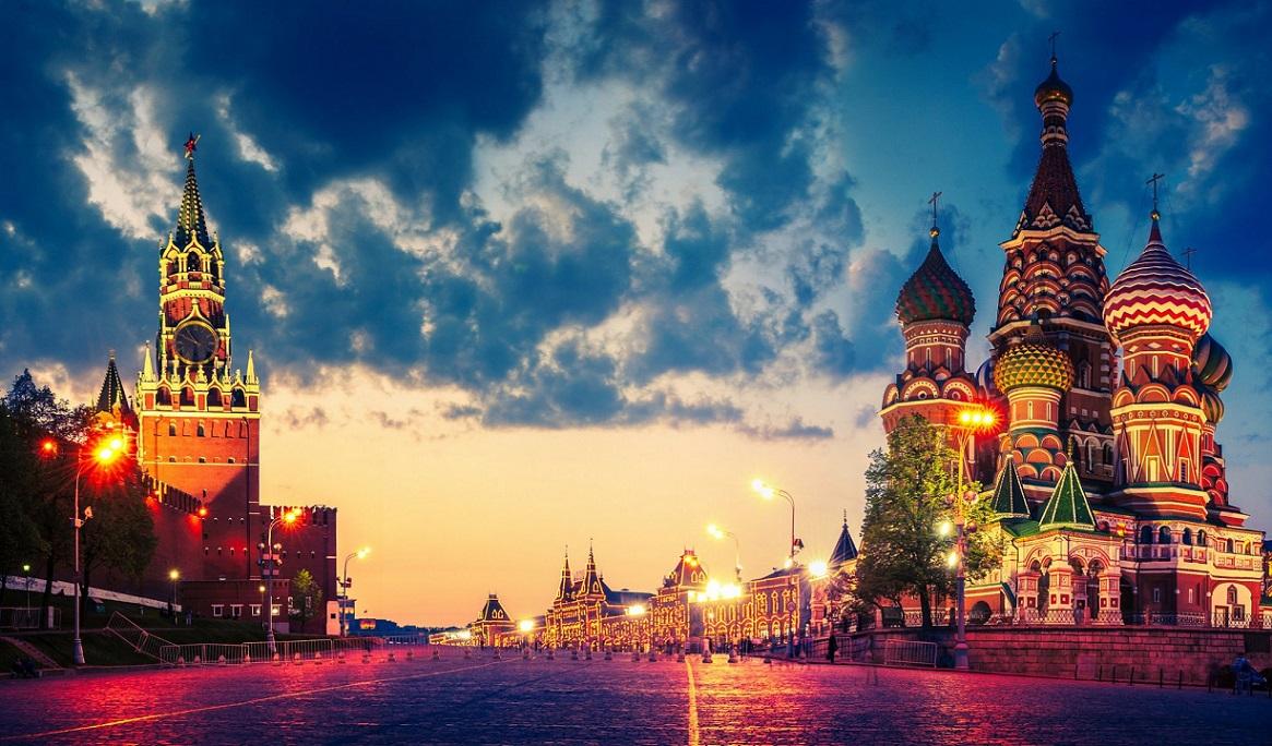 شهر های مهم روسیه
