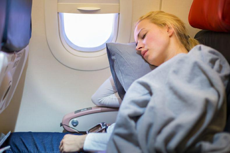 نکات مهم در زمان پروازهای طولانی