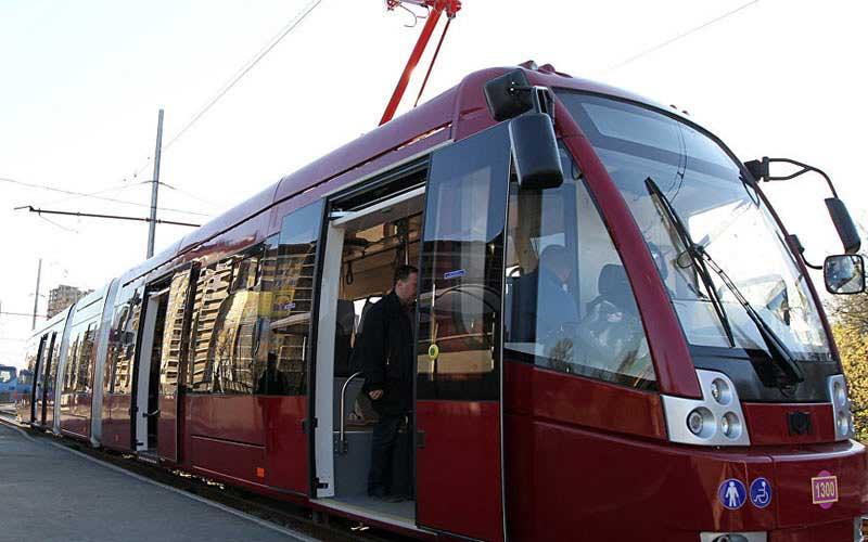 اتوبوس های برقیکازان