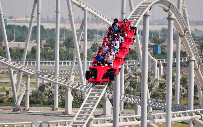 جاهای دیدنی امارات متحده عربی همراه با عکس