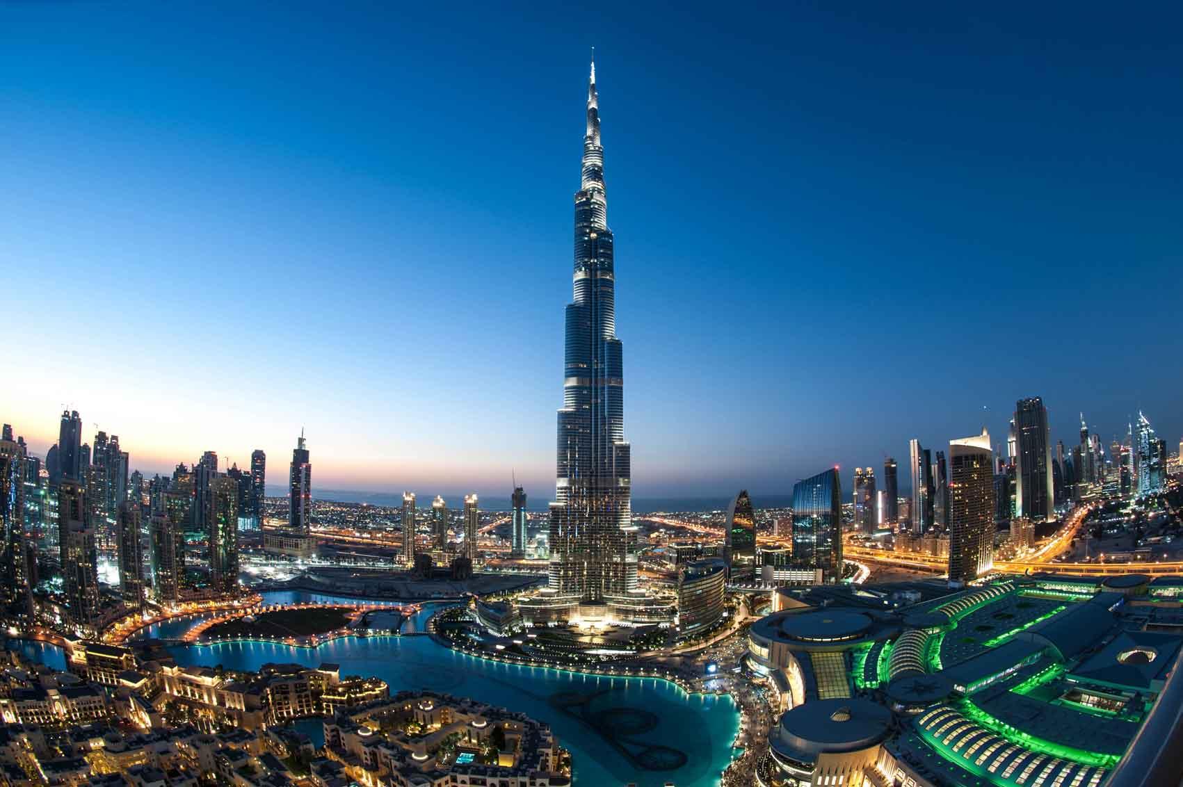 آب و هوای امارات ( دبی - ابوظبی )