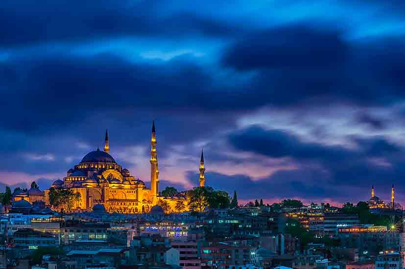 مسجد ایاصوفیه استانبول به همراه آدرس