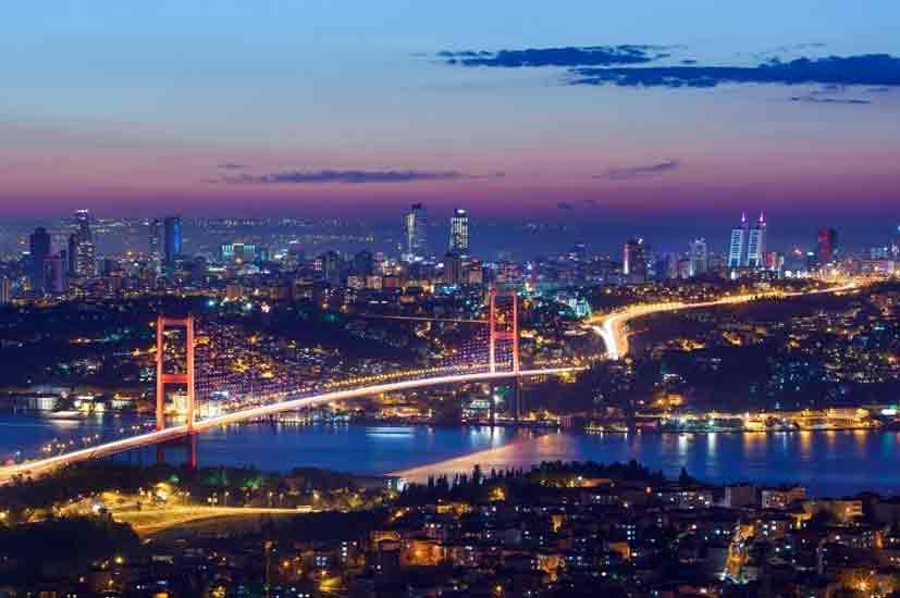 تنگه بسفر استانبول ترکیه