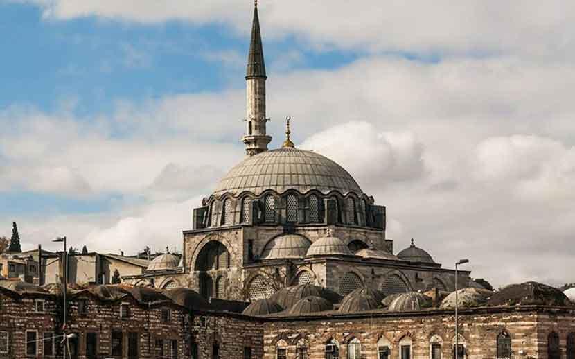 معروف ترین مساجد استانبول
