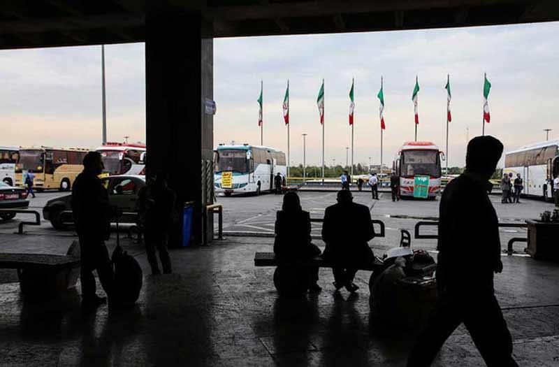 ترمینال غرب تهران همراه با آدرس و تلفن