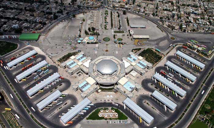 ترمینال (پایانه) مسافربری مشهد