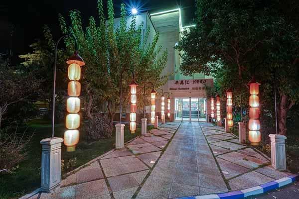 رستوران چینی هیرو هتل اوین