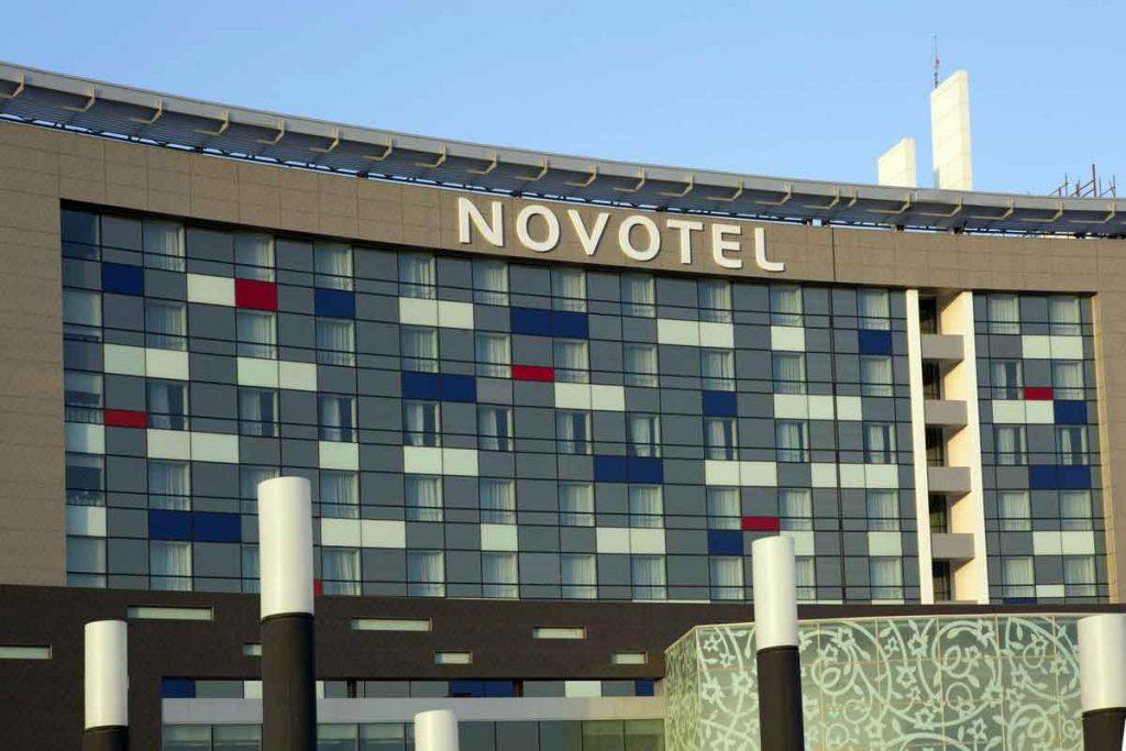 هتل نووتل تهران