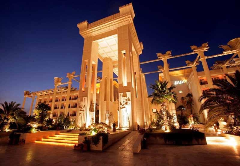 لیست هتل های کیش به همراه آدرس و شماره تلفن