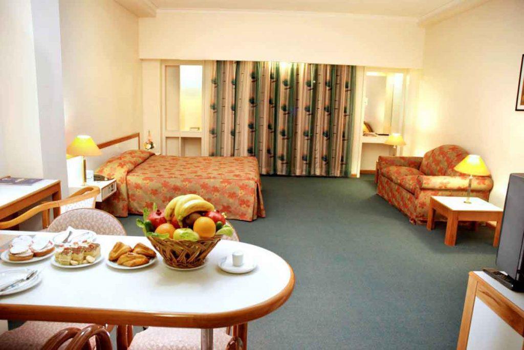هتل بین المللی هما ۲ مشهد