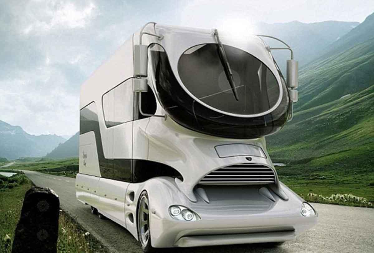 عجیب ترین اتوبوس های جهان