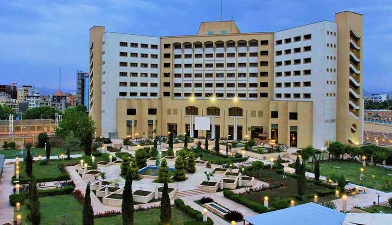 هتل های کرمان