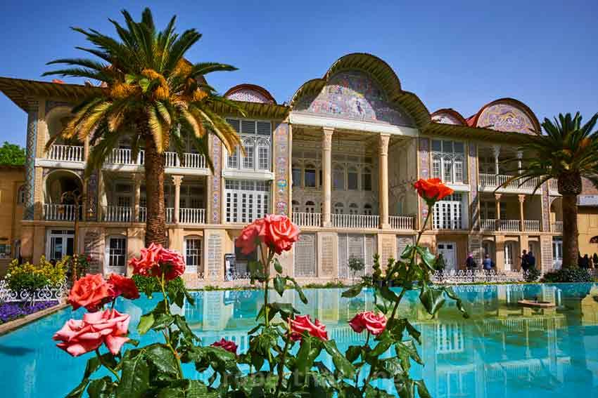 باغ های مهم شیراز