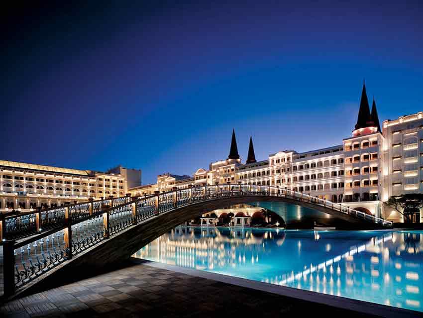 لوکس ترین و گران ترین هتل های جهان